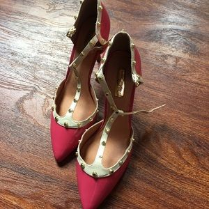 Cute Nordstrom Pink Shoes!